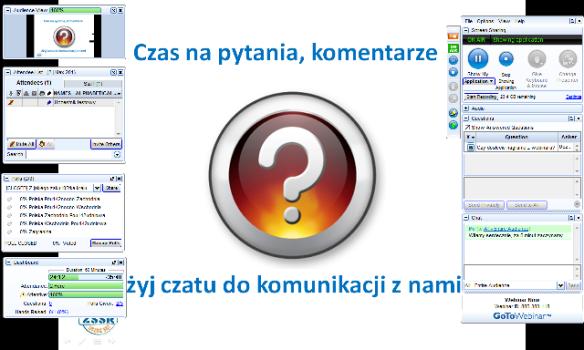 GoToWebinar, test programu do webinarów, webcast