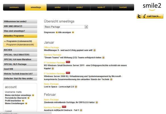 sklep z webinarami, portal z webcastami