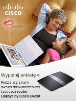 Cisco i Pracujflex.pl - ankieta