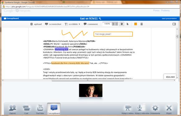 google_hangouts__praca_na_pliku_na_bialej_tablicy